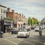 Ranelagh is close to Oscars International and the city centre