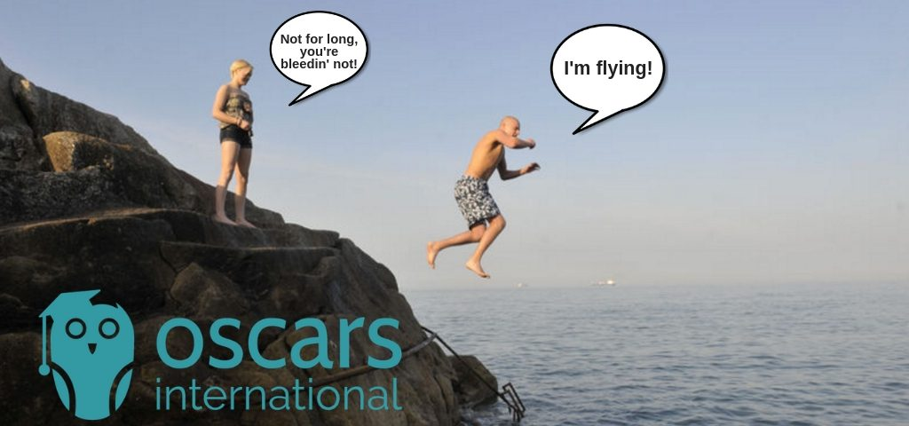 Oscars International English School recommends a visit to Dun Laoghaire